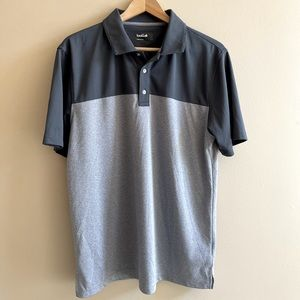 Bolle blue and gray polo SIZE M